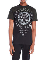 Affliction Athletic Army Tee