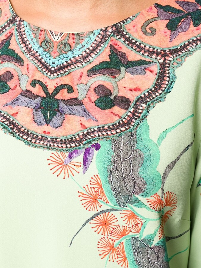 Thumbnail for your product : Etro Floral Print Shift Dress