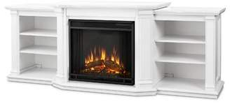 Real Flame Valmont TV Stand for TVs up to 78 inches with Fireplace Included Real Flame