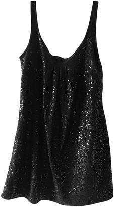 Andres Sarda Black Glitter Dress for Women