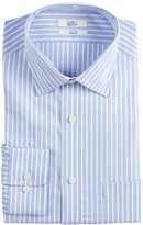 Croft & Barrow Men's Slim-Fit Non-Iron Spread Collar Stretch Dress Shirt