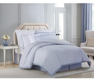 Charisma Closeout! Settee Cotton Printed Queen 4 Piece Comforter Set Bedding