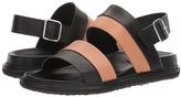 Marni Multicolor Leather Sandal Men's Sandals