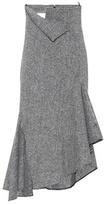 Monse Wool skirt