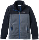Columbia Boys 8-20 Fleece Flattop Ridge Jacket