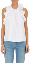 Ulla Johnson Women's Mariana Cotton Poplin Halter Blouse