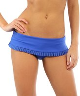 Seafolly Eva Swim Skirted Bikini Bottom 36296