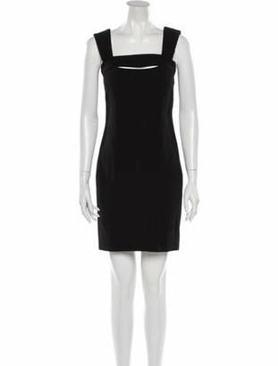 Emilio Pucci 2010 Mini Dress w/ Tags Wool