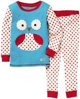 Skip Hop Owl Zoojamas Pajamas (Toddler/Kid) - Multi-5T
