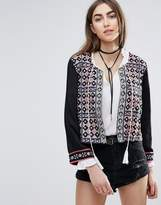 Raga Morocan Dreams Jacket with Embellished Detail