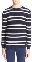 A.P.C. Men's Egyptian Cotton Stripe Pullover