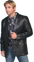Scully Men's Lambskin Blazer 501