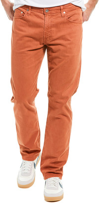 AG Jeans The Graduate Orange Tailored Leg