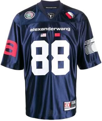 Alexander Wang 88 print T-shirt