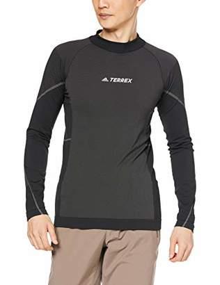 adidas Men's Knit Longsleeve T-Shirt,M