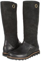 Sorel Wicked Workboot Tall (Black) - Footwear
