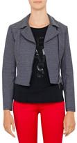 Armani Jeans Blouson Contrast Stitching Jacket