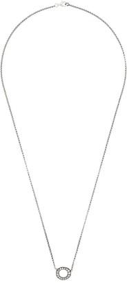 Rosa Maria Diamond Embellished Pendant Necklace