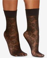 Berkshire Daisy Floral Anklet Socks 5119