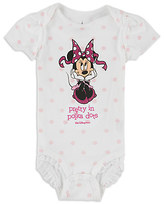 Disney Minnie Mouse Pretty Polka Bodysuit for Baby - Walt World