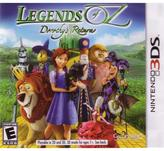 Nintendo Legends Of Oz Dorothy Return 3DS