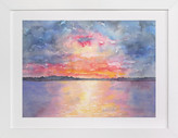 Minted Sailor's Delight Art Print
