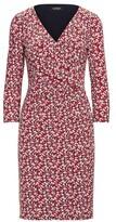 Thumbnail for your product : Lauren Ralph Lauren Ralph Lauren Floral Jersey Surplice Dress