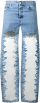 Diesel distressed jeans - women - Nylon/Cotton - 28