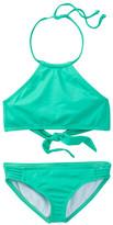 Billabong Sol Searcher High Neck Two-Piece Swimsuit (Little Girls & Big Girls)