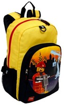 Lego City Construction City Nights Heritage Classic Backpack