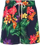 Polo Ralph Lauren jungle print swim shorts