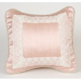 Steadman Lace Throw Pillow Harriet Bee