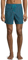 Vilebrequin Poisson Shamac Fast-Drying Swim Trunks