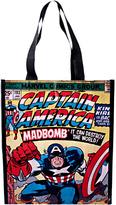 Marvel Captain America 'Madbomb' Glossy Tote