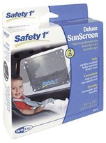 Safety 1st Baby On Board Deluxe Sunscreen - 2 pk