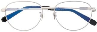 Brioni Round-Frame Prescription Glasses