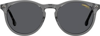 Carrera 50mm Teen Round Sunglasses