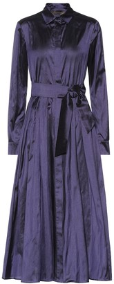 Max Mara Exploit silk satin dress