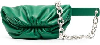 Bottega Veneta The Belt Chain pouch