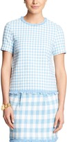 Draper James Gingham Nashville Shirt