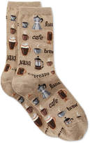Hot Sox Women's Coffee Crew Socks