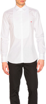 Neil Barrett Icon Graphics Tuxedo Shirt