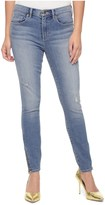 Juicy Couture Knitdigo Skinny Jean With Leg Zippers