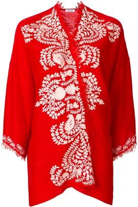 P.A.R.O.S.H. Coprispalle kimono