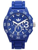 adidas Men's Newburgh ADH2794 Silicone Quartz Watch
