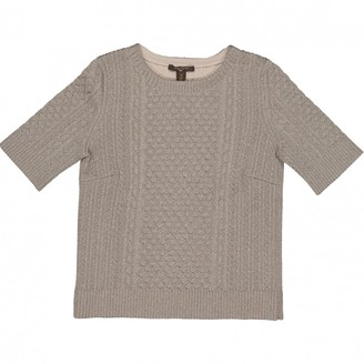 Louis Vuitton Beige Knitwear for Women