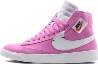 Nike Womens Blazer Rebel Mid Shoes - Size 5W