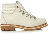 MONTELLIANA Margherita calf-hair après-ski boots