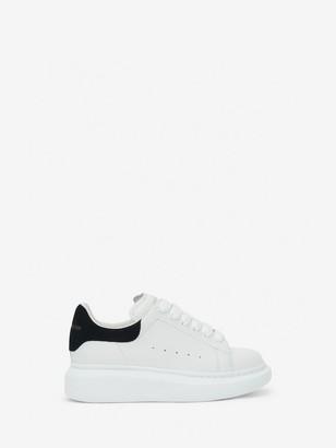Alexander McQueen Kids Oversized Sneaker