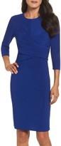 Eliza J Women's Jersey Sheath Dress